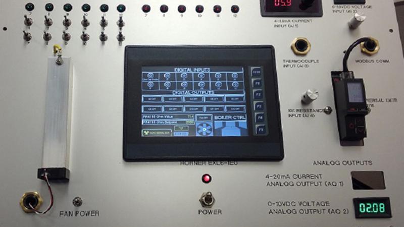 Instrumentation & Automation System Training