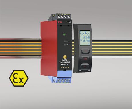 PR Electronics I.S. Interfaces