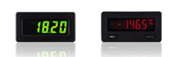 CUB4 Series Panel Meters