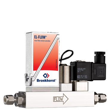 Bronkhorst Mass Meters & Controllers for Gas