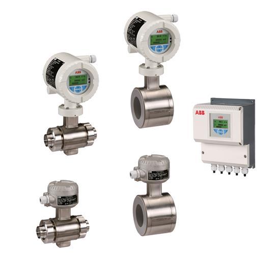 ABB HygienicMaster Electromagnetic Flowmeter