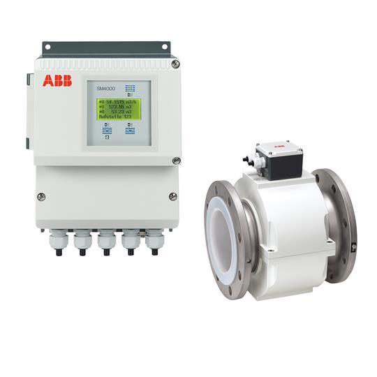 ABB FSM4000 Electromagnetic flowmeter