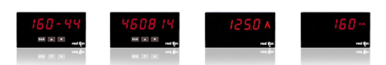 PAX® Lite Panel Meter Series