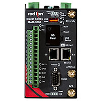 Sixnet® RAM 9000 Cellular RTU