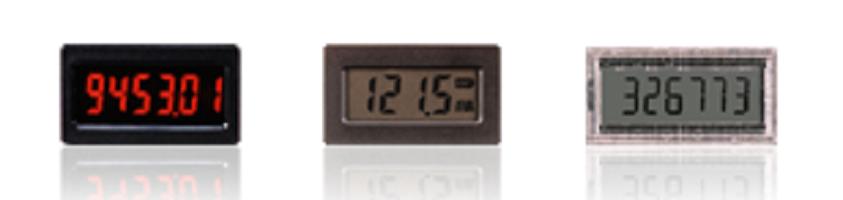 Specialty Panel Meter Series
