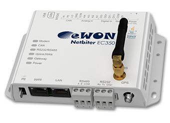 eWON Netbiter EC350