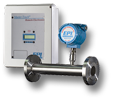 Eldridge Products Master-Touch™ Thermal Mass Flowmeter