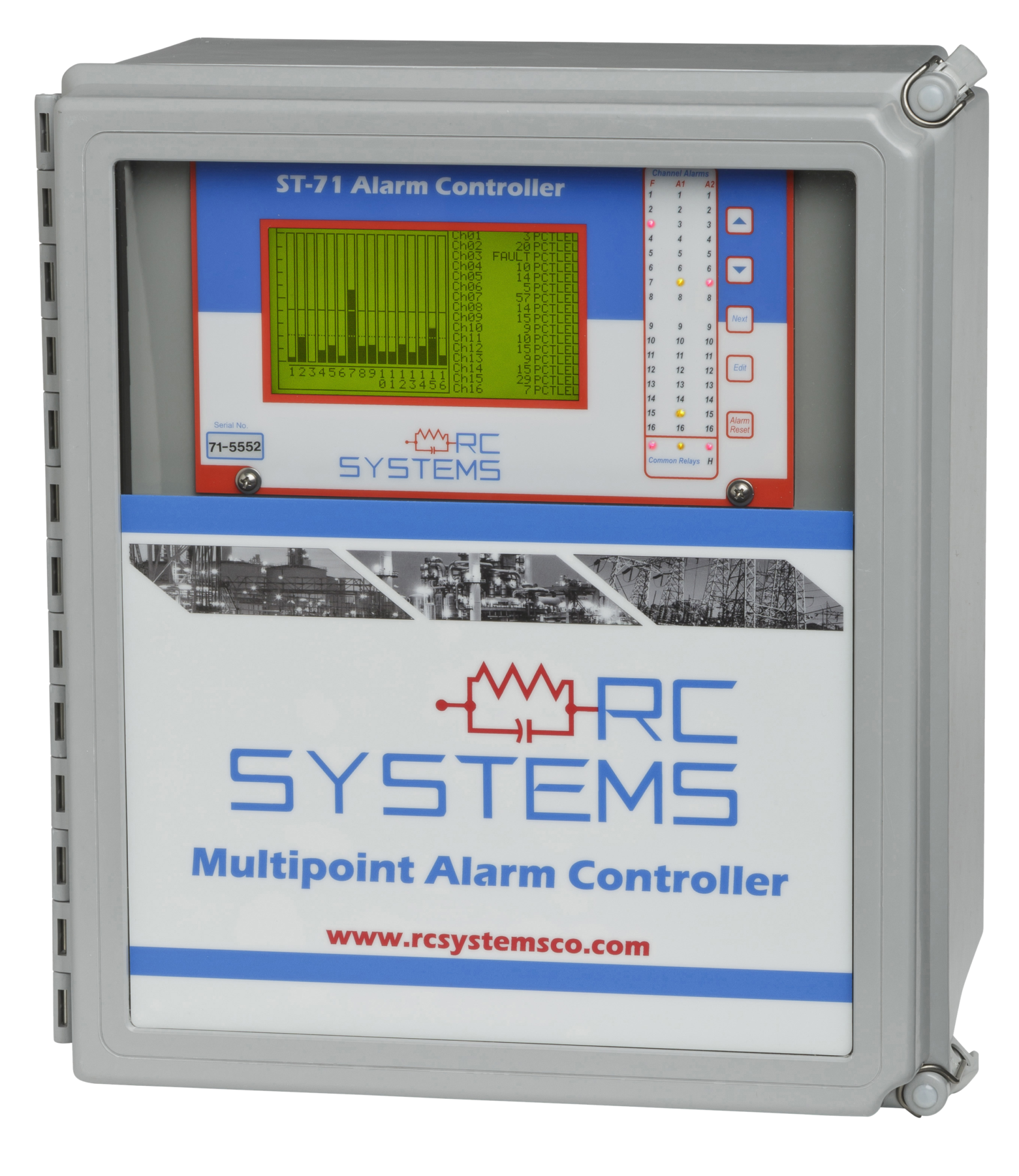 RC Systems Alarm Controllers
