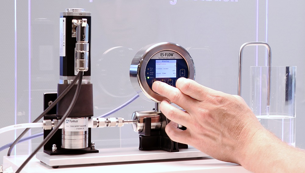 How to measure low flow rates of liquids using ultrasonic