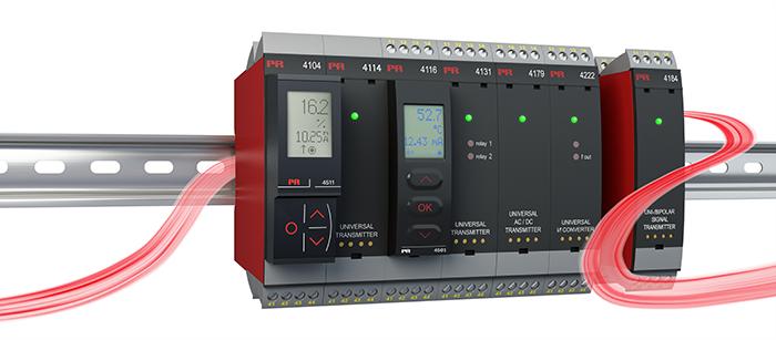 4184 Universal Uni-/Bipolar Signal Transmitter