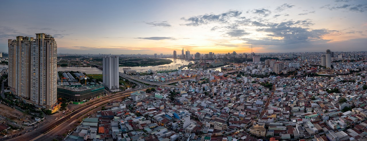As Vietnam's Ho Chi Minh city grows the need for sustainable fix for water leakage increases