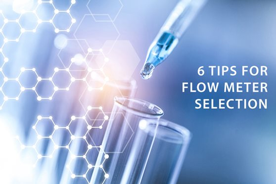 Tips for Flow Meter Selection