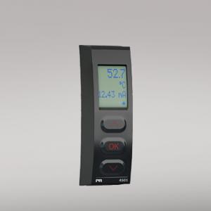 PR 4501 Display / programming front