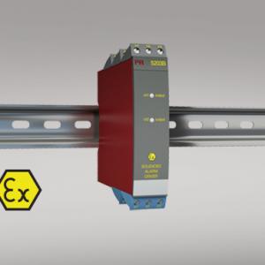 PR 5203B Ex solenoid / alarm driver