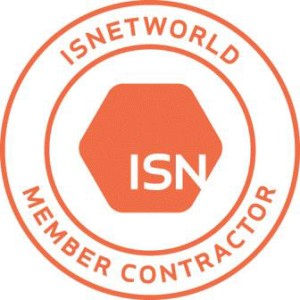 We Are Now ISNetworld Certified!